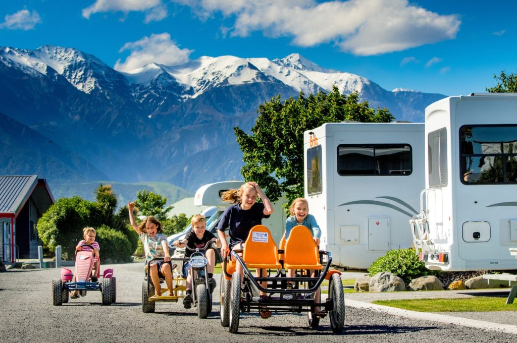 Kaikoura top 10 holiday park 1